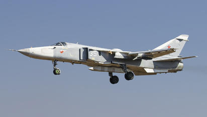 RF-95028 - Russia - Air Force Sukhoi Su-24MR