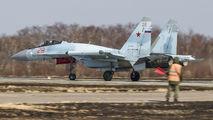 RF-95475 - Russia - Air Force Sukhoi Su-35S aircraft