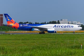 F-ONEO - Aircalin Airbus A330-900