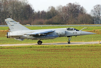 C-14-56 - Spain - Air Force Dassault Mirage F1M