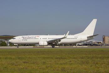 VP-BSA - Nordwind Airlines Boeing 737-800