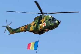 106 - Romania - Air Force IAR Industria Aeronautică Română IAR 330 Puma