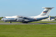 RA-78794 - Russia - Air Force Ilyushin Il-76 (all models) aircraft