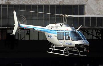 SN-16XP - Poland - Police Bell 206B Jetranger