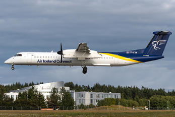 TF-FXA - Flugfelag Islands - Air Iceland de Havilland Canada DHC-8-400Q / Bombardier Q400