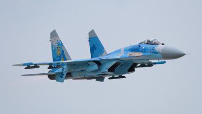 39 - Ukraine - Air Force Sukhoi Su-27