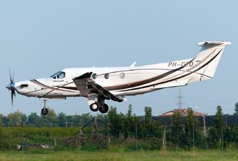 PH-CZD - Private Pilatus PC-12