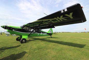 G-LIKY - Private Aviat A-1 Husky