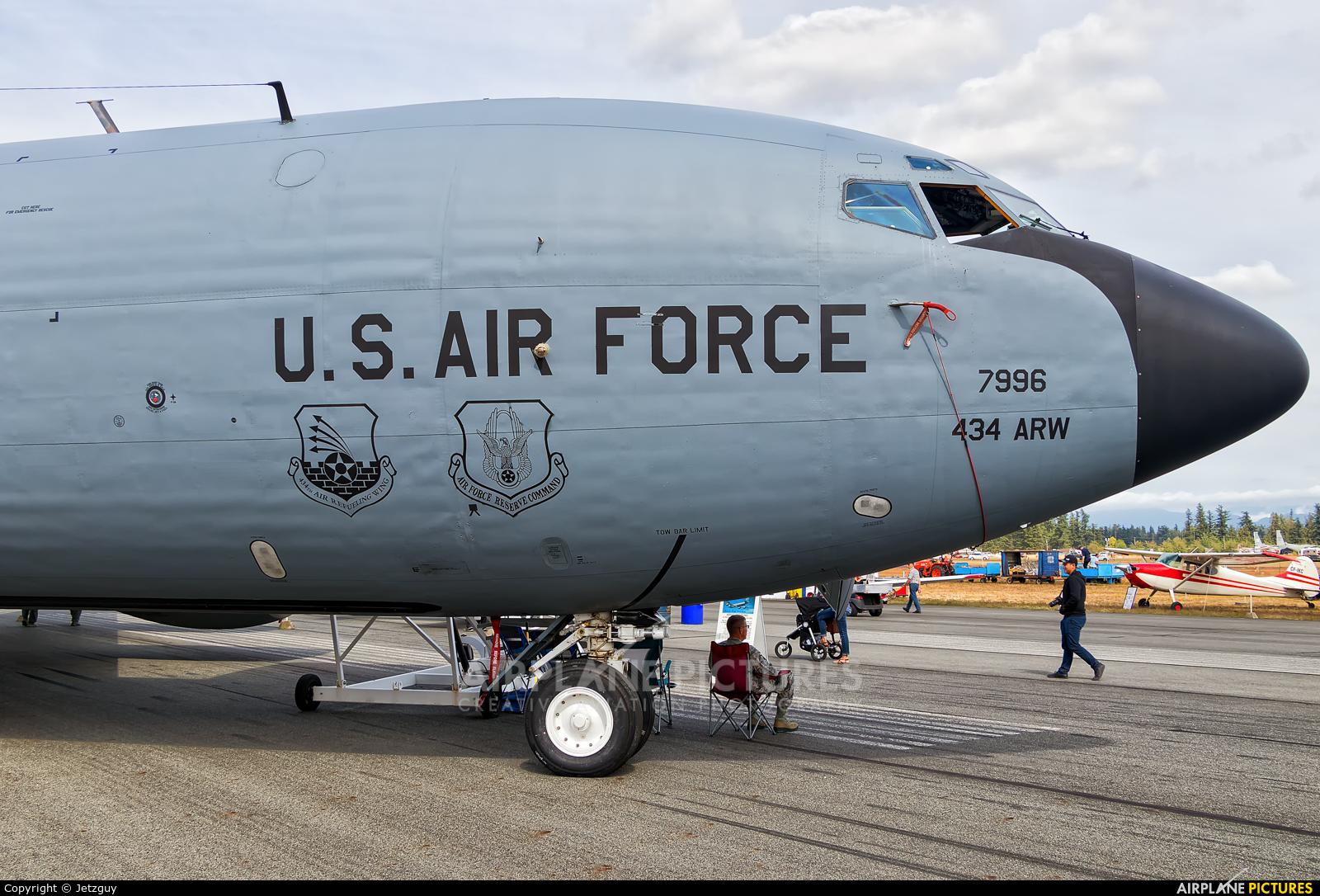 USA - Air Force 63-7996 aircraft at Abbotsford, BC