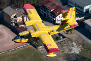 I-DPCP - Italy - Vigili del Fuoco Canadair CL-415 (all marks) aircraft
