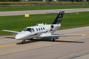 D-ISGW - Private Cessna 525 CitationJet