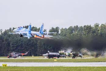39 - Ukraine - Air Force Sukhoi Su-27P