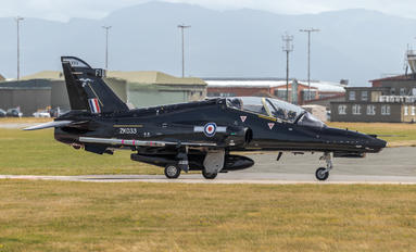 ZK033 - Royal Air Force British Aerospace Hawk T.2