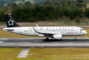 N477AV - Avianca Airbus A320