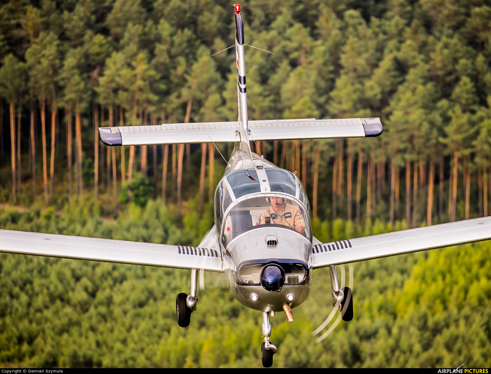 Private SP-FIK aircraft at In Flight - Poland