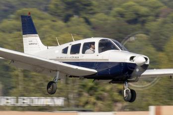 F-GJPJ - Private Piper PA-28 Warrior