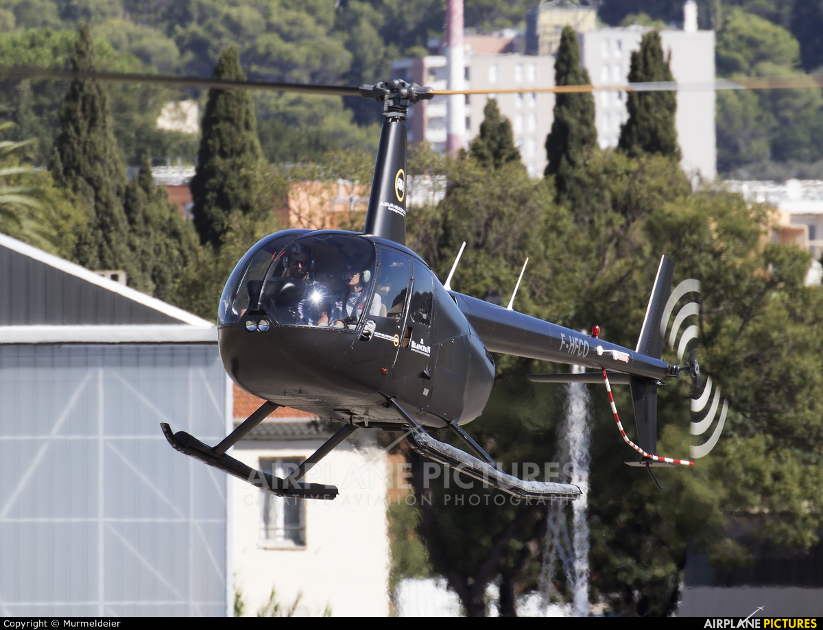 Private F-HFCO aircraft at Cannes - Mandelieu