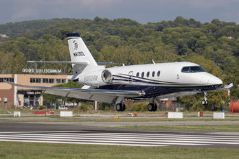 N613CL - Private Cessna 680A Latitude