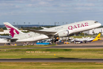 A7-BCY - Qatar Airways Boeing 787-8 Dreamliner