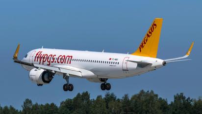 TC-NBO - Pegasus Airbus A320 NEO