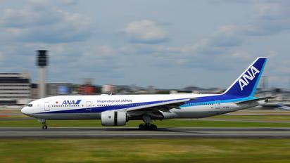 JA716A - ANA - All Nippon Airways Boeing 777-200ER