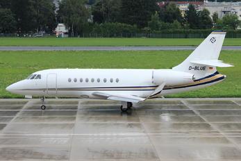 D-BLUE - ACM Air Charter Dassault Falcon 2000LX