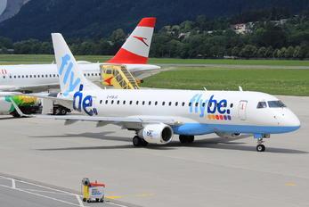 G-FBJG - Flybe Embraer ERJ-175 (170-200)