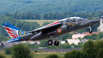 E114 - France - Air Force Dassault - Dornier Alpha Jet E aircraft
