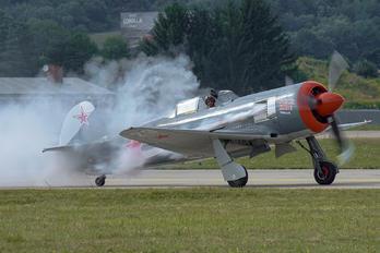 SP-YAQ - Private Yakovlev Yak-3