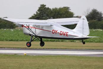 OY-DVE - Private SAI KZ III