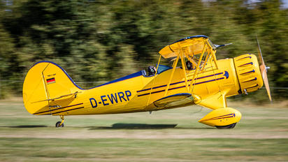 D-EWRP - Private Waco Classic Aircraft Corp YMF-5C