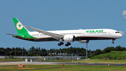 B-17802 - Eva Air Boeing 787-10 Dreamliner