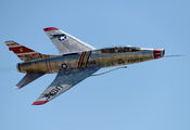 N2011V - Private North American F-100F Super Sabre aircraft