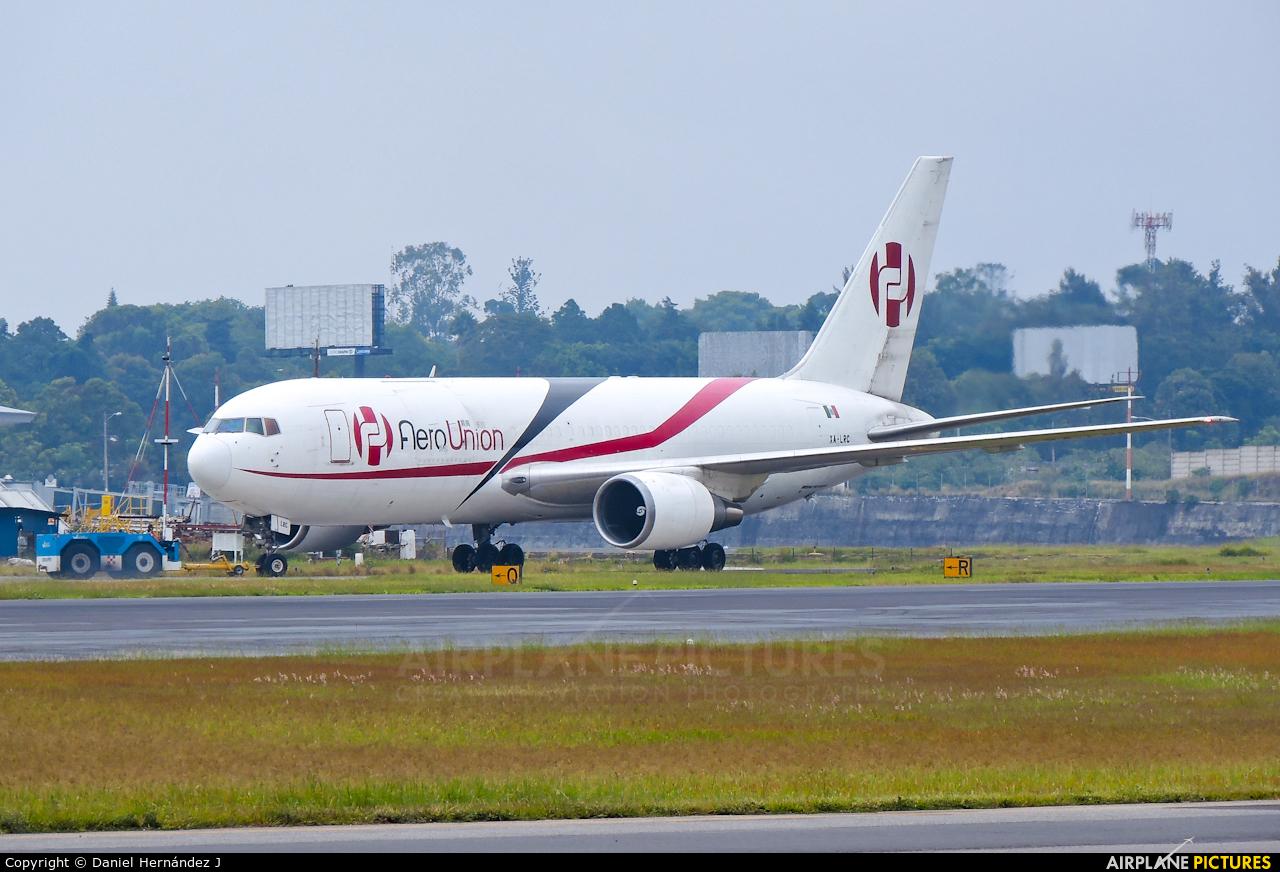Aero Union XA-LRC aircraft at Guatemala - La Aurora