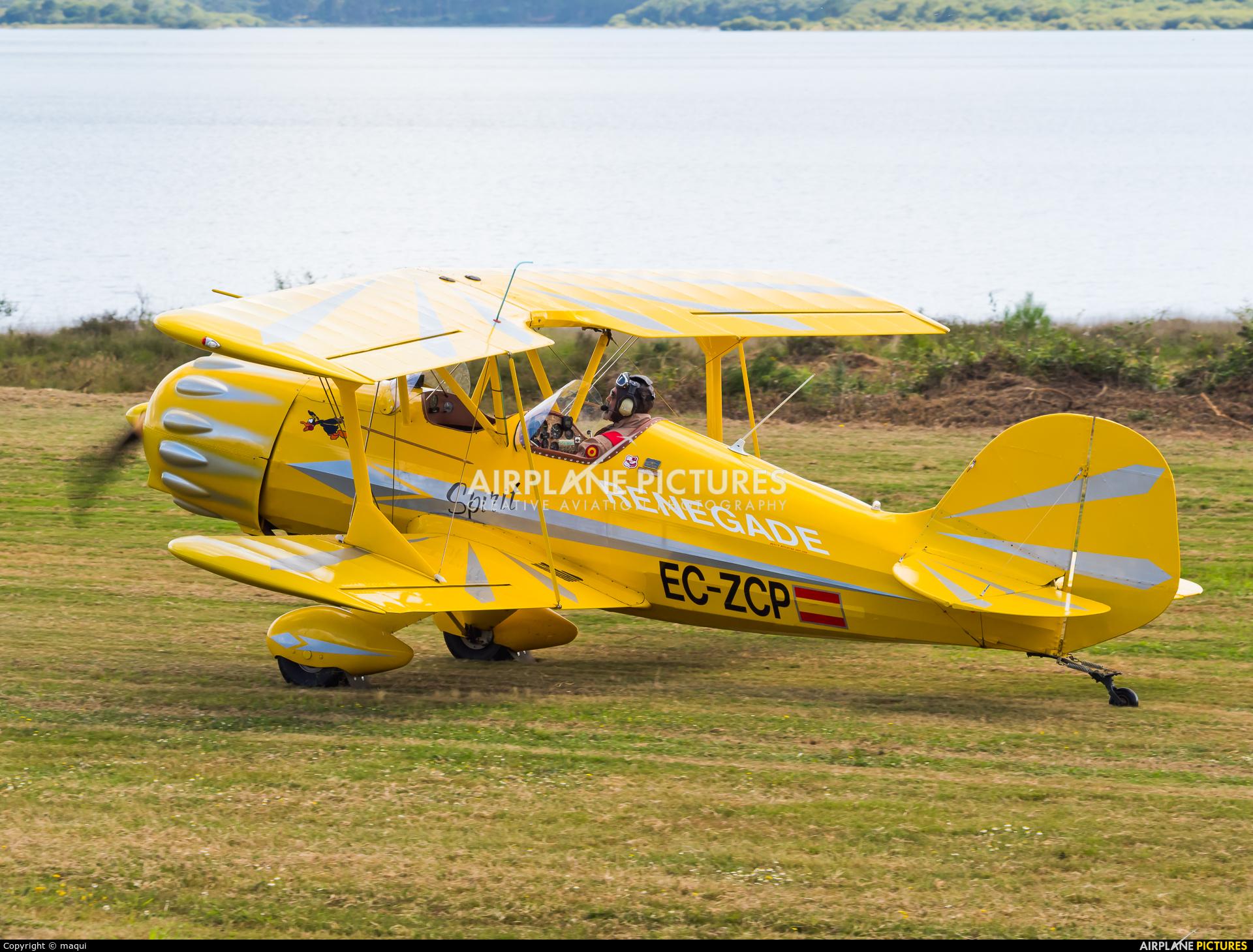 Private EC-ZCP aircraft at Aerodromo De Mazaricos