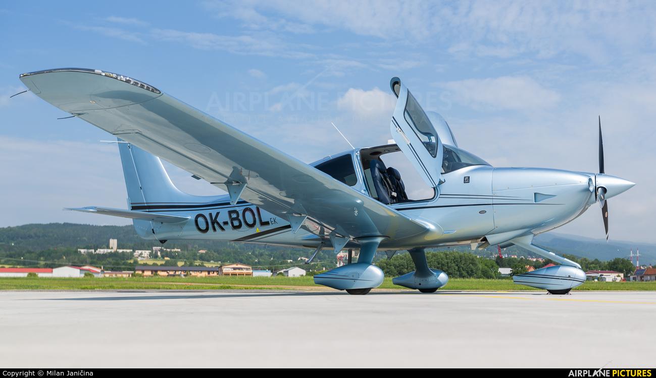Private OK-BOL aircraft at Prievidza