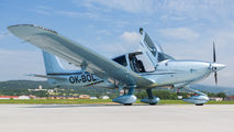 OK-BOL - Private Cirrus SR20 aircraft