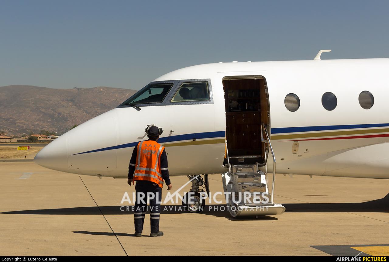 ATASA OB-2023 aircraft at Cochabamba - Jorge Wilstermann