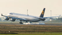 D-AIHF - Lufthansa Airbus A340-600 aircraft