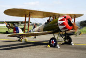 N128CX - Private Nieuport 28c1 aircraft