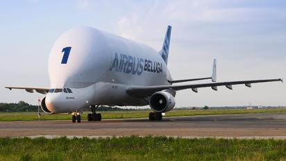 F-GSTA - Airbus Industrie Airbus A300 Beluga