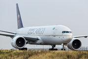 HZ-AK74 - Saudi Arabian Cargo Boeing 777F aircraft