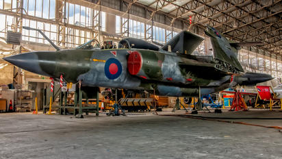XV361 - Ulster Aviation Society Blackburn Buccaneer S.2B