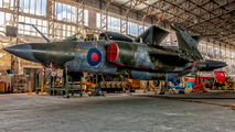 XV361 - Ulster Aviation Society Blackburn Buccaneer S.2B aircraft