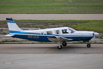 N51AH - Private Piper PA-32 Saratoga