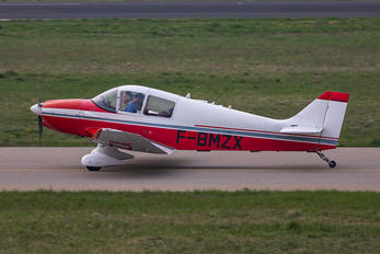 F-BMZX - Private Jodel DR250 Capitaine