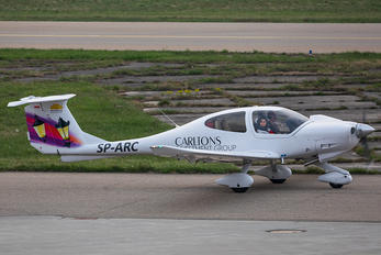SP-ARC - Private Diamond DA 40 Diamond Star