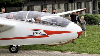SP-3711 - Private PZL SZD-9 Bocian