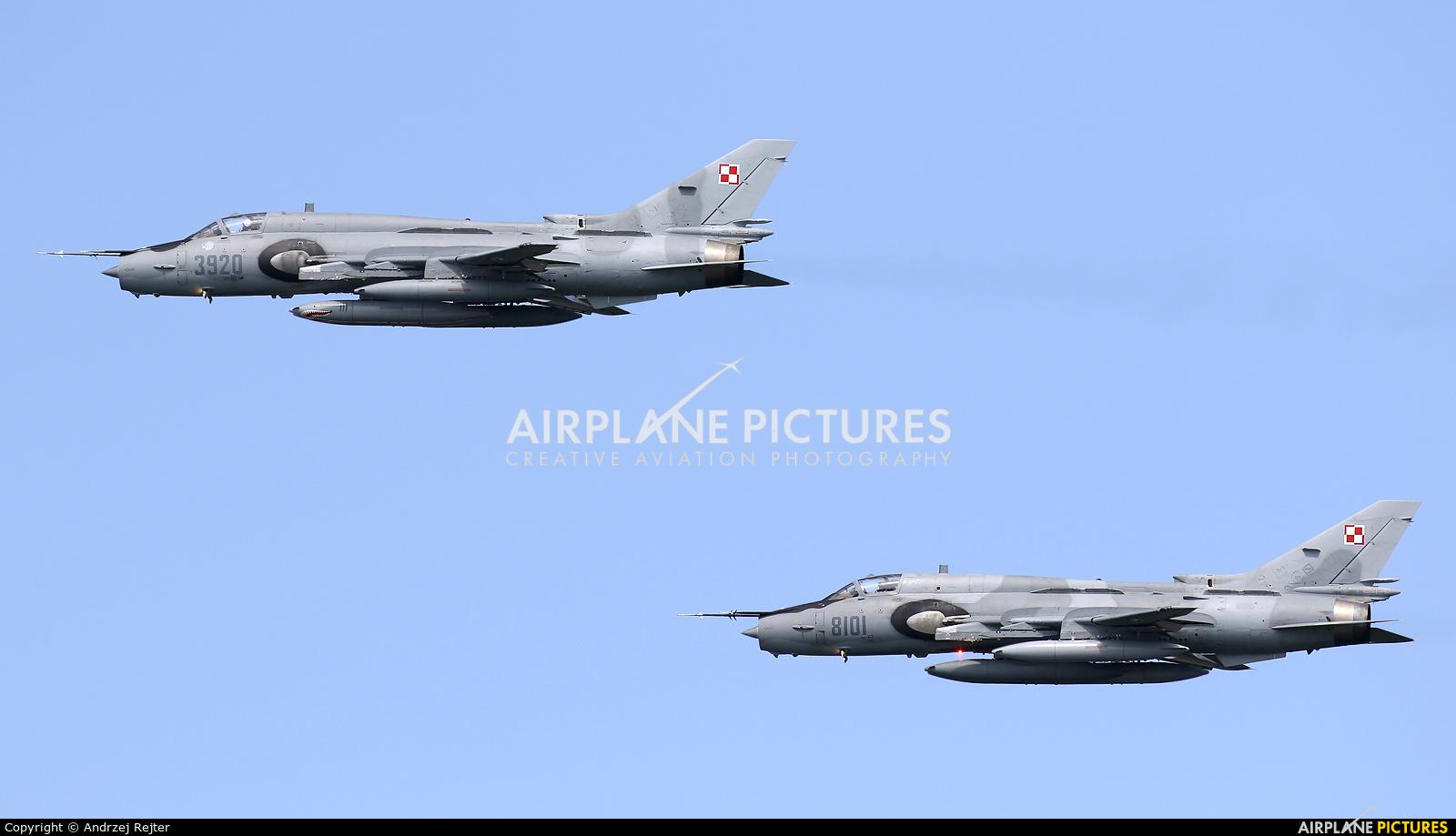 Poland - Air Force 3920 aircraft at Giżycko