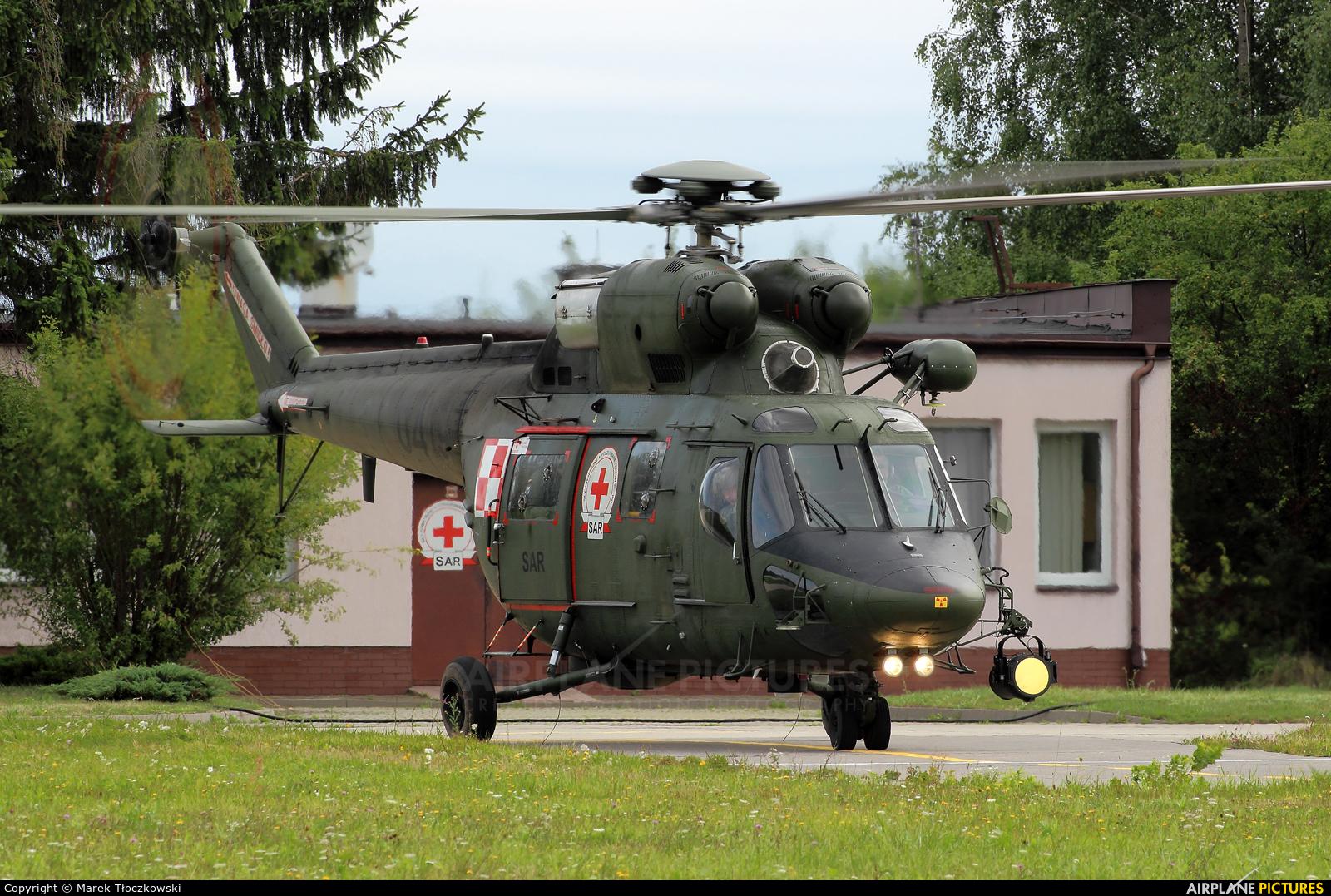 Poland - Air Force 0419 aircraft at Mińsk Mazowiecki